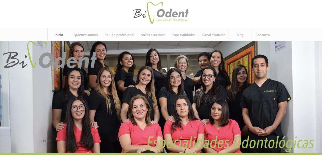 clinica biodent chillan
